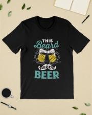 Thi beard needs beer Classic T-Shirt lifestyle-mens-crewneck-front-19