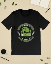 If i can't defend my hops Classic T-Shirt lifestyle-mens-crewneck-front-19