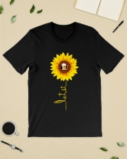 Sunflower Beer Classic T-Shirt lifestyle-mens-crewneck-front-19