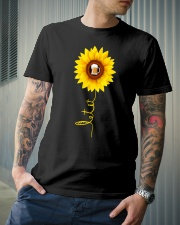 Sunflower Beer Classic T-Shirt lifestyle-mens-crewneck-front-6
