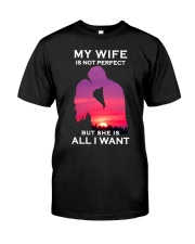 My-Wife Classic T-Shirt front