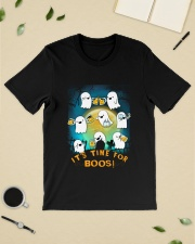 IT'S TIME FOR BOOS Classic T-Shirt lifestyle-mens-crewneck-front-19