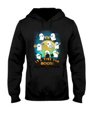 IT'S TIME FOR BOOS Hooded Sweatshirt thumbnail