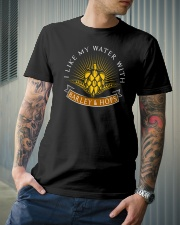 Barley and Hops Classic T-Shirt lifestyle-mens-crewneck-front-6