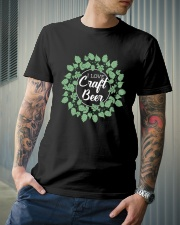 I LOVE CRAFT BEER Classic T-Shirt lifestyle-mens-crewneck-front-6