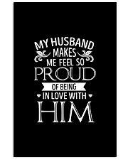 My-Husband-Proud 16x24 Poster thumbnail