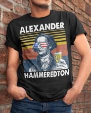 Alexander Hammeredton Classic T-Shirt apparel-classic-tshirt-lifestyle-26