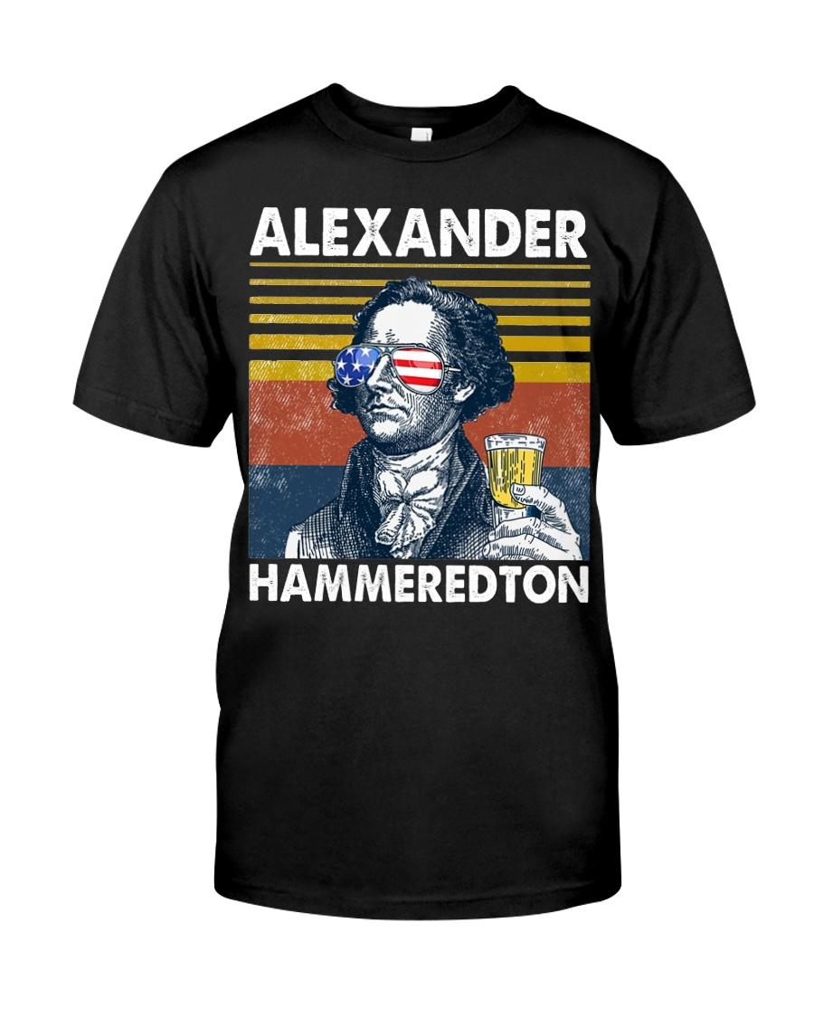 Alexander Hammeredton Classic T-Shirt