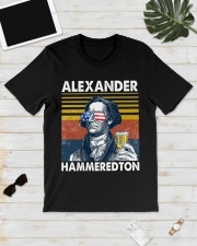 Alexander Hammeredton Classic T-Shirt lifestyle-mens-crewneck-front-17