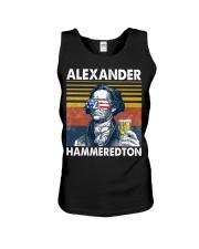 Alexander Hammeredton Unisex Tank thumbnail