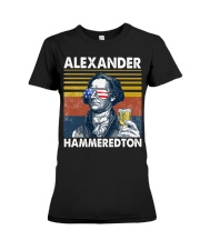 Alexander Hammeredton Premium Fit Ladies Tee thumbnail