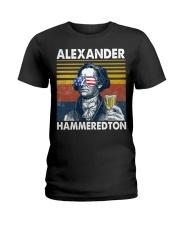 Alexander Hammeredton Ladies T-Shirt thumbnail