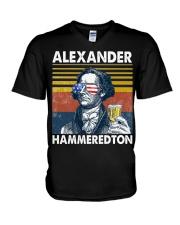 Alexander Hammeredton V-Neck T-Shirt thumbnail