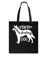 Mama German Shepherd Dog Tote Bag tile
