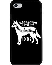 Mama German Shepherd Dog Phone Case thumbnail