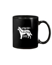 Mama German Shepherd Dog Mug thumbnail