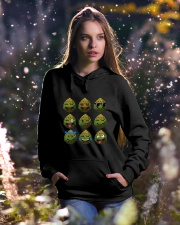 Hops Emotion Hooded Sweatshirt lifestyle-holiday-hoodie-front-5