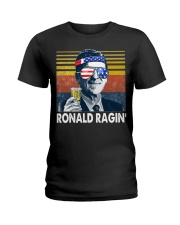 Ronald Ragin' Ladies T-Shirt tile