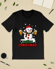 Beery Christmas Classic T-Shirt lifestyle-mens-crewneck-front-19
