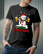 Beery Christmas Classic T-Shirt lifestyle-mens-crewneck-front-6