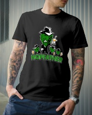 HOPFATHER Classic T-Shirt lifestyle-mens-crewneck-front-6
