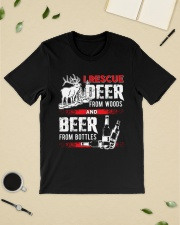 HUNTING LIFE Classic T-Shirt lifestyle-mens-crewneck-front-19