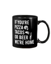 If you're pizza tacos or beer Mug thumbnail