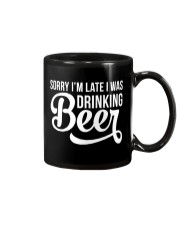 DRINKING BEER Mug thumbnail