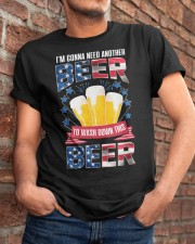 Independence Day Shirt Classic T-Shirt apparel-classic-tshirt-lifestyle-26