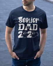 Senior Dad 2020 - Funny Father's Day Classic T-Shirt apparel-classic-tshirt-lifestyle-front-46