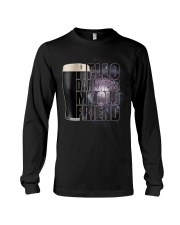 Beer - Hello Darkness Galaxy1 Long Sleeve Tee tile