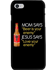 Love your enemy Phone Case thumbnail