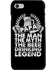 PAPA THE BEER DRINKING LEGEND Phone Case thumbnail