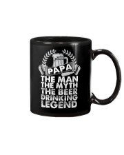 PAPA THE BEER DRINKING LEGEND Mug thumbnail