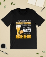 Tacos And Drink Beer T-Shirt Classic T-Shirt lifestyle-mens-crewneck-front-19