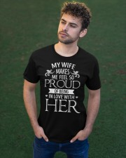 My-Wife-Proud Classic T-Shirt apparel-classic-tshirt-lifestyle-front-43
