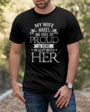 My-Wife-Proud Classic T-Shirt apparel-classic-tshirt-lifestyle-front-53