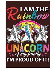 RAINBOW UNICORN 11x17 Poster thumbnail