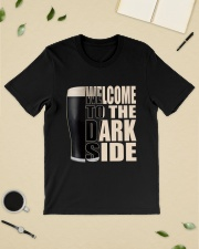 WELCOME TO THE DARK SIDE Classic T-Shirt lifestyle-mens-crewneck-front-19