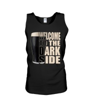 WELCOME TO THE DARK SIDE Unisex Tank thumbnail