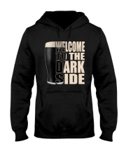 WELCOME TO THE DARK SIDE Hooded Sweatshirt thumbnail