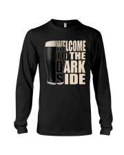 WELCOME TO THE DARK SIDE Long Sleeve Tee thumbnail