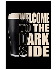 WELCOME TO THE DARK SIDE 11x17 Poster thumbnail