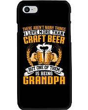 GRANDPA CRAFT BEER Phone Case thumbnail