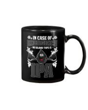 My blood type is IPA Mug thumbnail