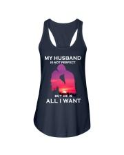 My-Husband Ladies Flowy Tank thumbnail