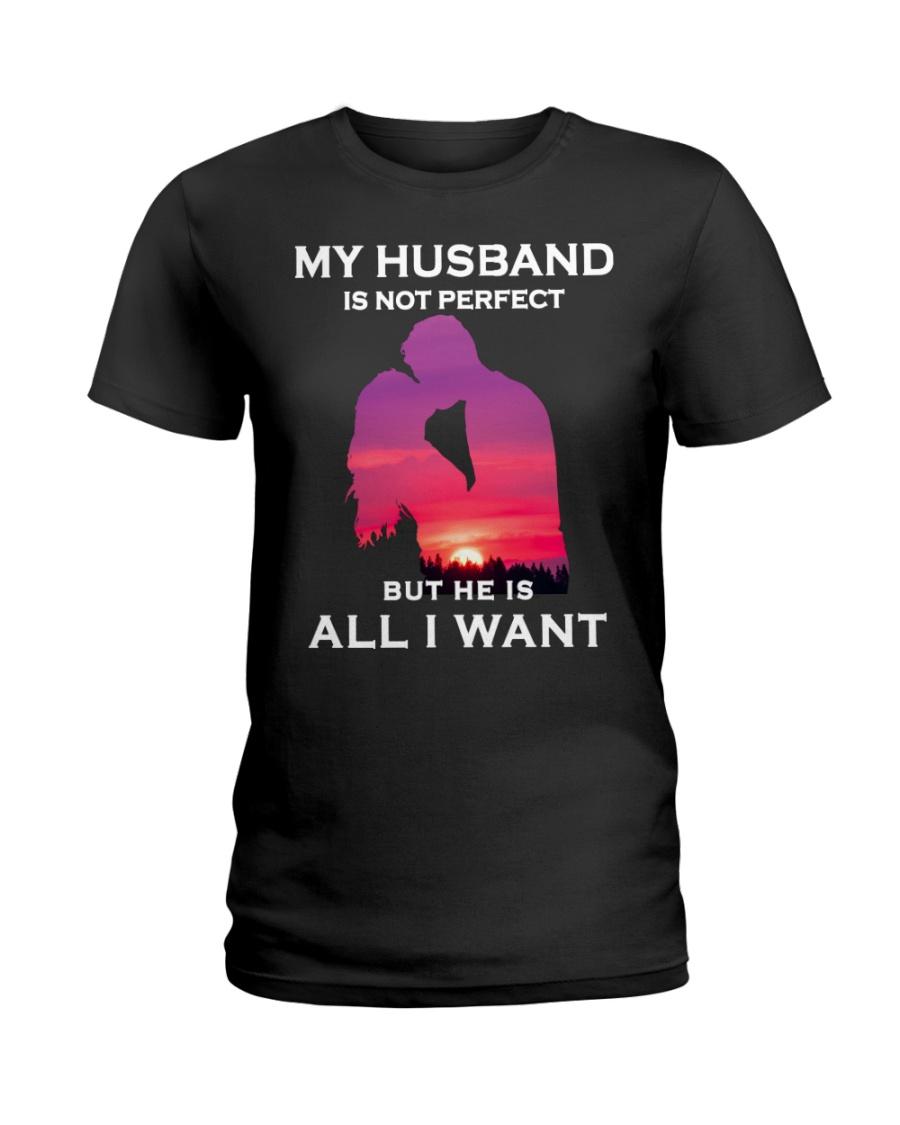 My-Husband Ladies T-Shirt