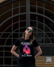 My-Husband Ladies T-Shirt lifestyle-women-crewneck-front-1