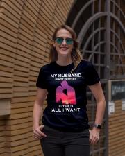 My-Husband Ladies T-Shirt lifestyle-women-crewneck-front-2