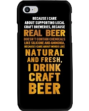 REAL BEER Phone Case thumbnail